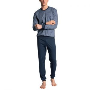 Calida Relax Choice Pyjama With Cuff