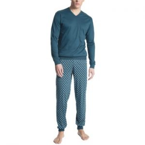 Calida Relax Streamline 2 Pyjama With Cuff