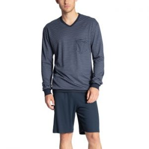 Calida Relax Streamline Short Pyjama LS