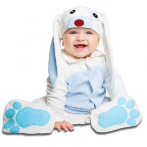 Pyjamas Blå Kanin Barn